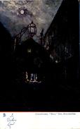 TUCKS OILETTE 1164 - IN DICKENS LAND - COURTYARD, BULL INN, ROCHESTER - Rochester