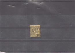 Monaco 1891 / 4  N° 20 * - Monaco