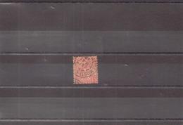 Monaco 1891 / 4  N° 15 Oblitere - Monaco