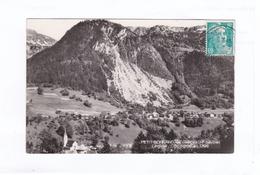 PETIT-BORNAND-les GLIERES  (Hte-Savoie).  -   L'église , Cocogne Alt.  1395  (carte Photo) - Frankrijk