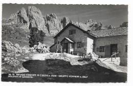 RIFUGIO FIRENZE IN CISLES VIAGGIATA FP - Bolzano (Bozen)