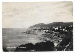 QUERCIANELLA - PANORAMA  VIAGGIATA FG - Livorno