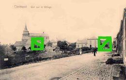 Clermont Sur Berwinne ( Clermont Thimister ) A Circulé En 1909 - Thimister-Clermont
