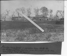 20/09/1914 Moulin Sous Touvent Ferme De Puiseux Vue Générale 1 Carte Photo 1914-1918 14-18 Ww1 - Oorlog, Militair