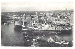 Cpsm Port & Bateaux - éditeur Vincenzo, Civitavecchia ( Italie )   ( BA ) - Bateaux