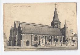 Oost-Roosbeke  -  De Kerk - Oostrozebeke