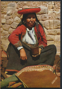 °°° 3740 - PERU - CHINCHERO - INDIGENA DEL LUGAR °°° - Perù