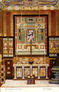 TUCKS OILETTE 4522 - TITANIA'S PALACE - THE CHAPEL - Paintings