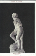 Michel-Ange.  Un Captif.    S-3311 - Sculpturen