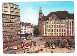 WROCLAW - POLSKA -  - VIAGGIATA - (525) - Polonia