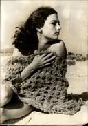 PHOTO - Photo De Presse - REGINE GINESTET - Actrice - 1969 - Célébrités