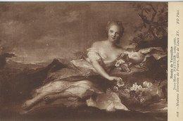 Musée De Versailles.  Jean-Marc Nattier.  Madame Henriette De France.     S-3317 - Museum