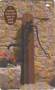 JERSEY ISL. - Traditional Jersey Water Pump, CN : 67JERA(normal 0), Used - United Kingdom