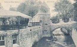 AK Bochum, Partie Am Haus Rechen - Bochum
