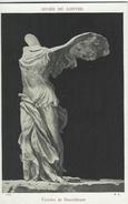 Musée Du Louvre.  Victoire De Samothrace.    S-3322 - Museum