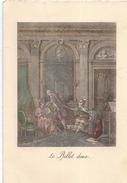 Menu /  Déjeuner/ Le Billet Doux / Nöel / Décembre 1932        MENU190 - Menus
