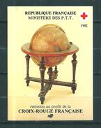 France Carnet Croix Rouge De 1982  Neuf ** - Cruz Roja