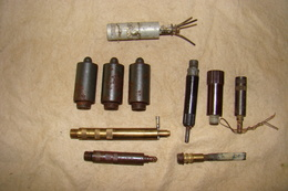 Lot Allumeur Allemand Neutralisée - Decorative Weapons