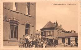 BELGIQUE / Erquelinnes - Café Français - Beau Cliché Animé - Erquelinnes