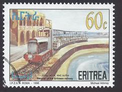 1996 - Revival Of Eritrea Railway - Mi:ER 116 - Used - Eritrea