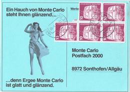 24016. Tarjeta Privada INGOLSTADT (Alemania Federal) 1981. Monte Carlo Shop - [7] República Federal