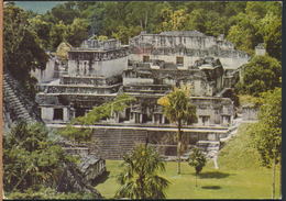 °°° 3753 - GUATEMALA - TIKAL - ACROPOLIS CENTRAL - 1980 °°° - Guatemala
