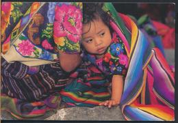 °°° 3755 - GUATEMALA - CHICHICASTENANGO - With Stamps °°° - Guatemala