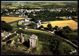 29 KERSAINT : Vue Aérienne Les Ruines Du Château De Trémazan N°3258 - Kersaint-Plabennec