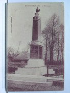 76 - RICHEMONT - LE MONUMENT - 1923 - Frankreich