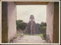 °°° 3759 - GUATEMALA - TIKAL - With Stamps °°° - Guatemala