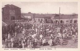 DAKAR  MARCHE DE MEDINA (PF) - Senegal