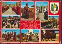 °°° 3759A - GUATEMALA - FOLKLORE - With Stamps °°° - Guatemala