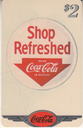 USA - Coca Cola, Sprint Promotion Prepaid Card $2(silver Frame, 10/25), Exp.date 30/11/97, Used