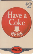 USA - Coca Cola, Sprint Promotion Prepaid Card $2(silver Frame, 04/25), Exp.date 30/11/97, Used - United States