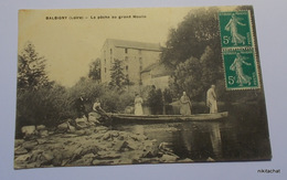 BABIGNY-La Pêche Au Grand Moulin - Otros Municipios
