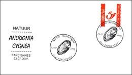 ANODONTA CYGNEA. Concha - Shell. Fraciennes 2005 - Coneshells