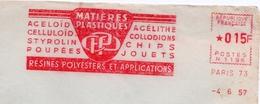 Matéiaux, Plastique, Celluloid, Résine, Polyester, Poupée, Jouet - EMA Secap N  - Devant D'enveloppe   (S008) - Altri