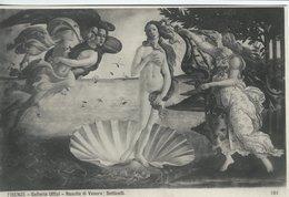 Firenze - Galleria Uffizi - Nascita Di Venere - Botticelli.. S-3344 - Museum