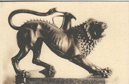 Firenze - R. Museo Archeologico.  Bronzi Etruschi  S-3345 - Museum