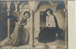 Firenze - Museo S. Marco. Annunziazione Della Vergine. Beato Angelico.  S-3347 - Museum