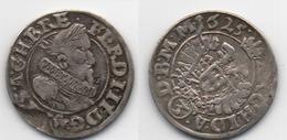 + ALLEMAGNE    +  HABSBURG + 3 KREUZER 1625 + VERY FINE + - [ 1] …-1871 : Etats Allemands