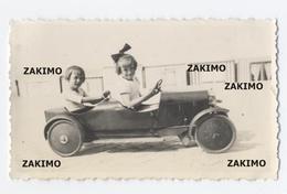 ****JOUET VOITURES AUTO DEUX PLACES  1930****-  RECTO / VERSO   -P10 - Automobiles