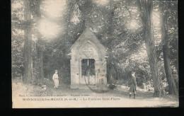 77 -- Montceaux - Les - Meaux -- La Fontaine Saint - Fiacre - Francia