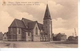 Blégny - Eglise Restaurée Après La Guerre - Blégny