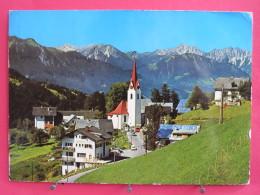 Autriche - Blons Im Grosswalsertal Gegen Den Rätikon - Joli Timbre 1973 - Scans Recto-verso - Bludenz