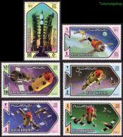 Ras Al Khaima 1971 Soviet Space Program Research Soyuz II Spacecraft Spazio MNH - Space