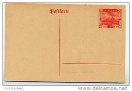 SAARGEBIET P 9 A  Postkarte ** 1921  Kat. 6,50 € - Postwaardestukken