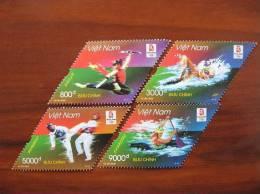 2008 Olympics MNH Vietnam No 3489.92 - Zomer 2008: Peking