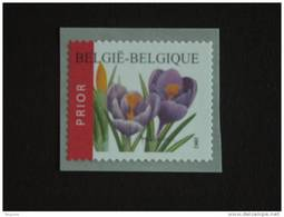 België Belgique Belgium 2002 Crocus Krokus Bloem Fleur Timbe Rouleau Rolzegel R105 3142 Yv 3135A MNH ** - Rouleaux