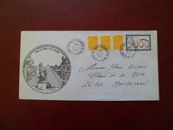 PAP 3291-E3 Repiqué  Mutuelle De La Fonction Publique  De Bois Colombes 24/9/209 & Bande De 3 Du N°3731 En Complément TB - Prêts-à-poster:  Autres (1995-...)